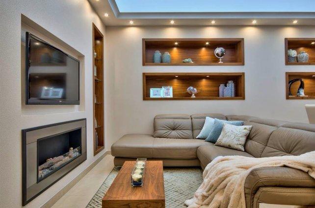 Gallery house of design interior design malta house for Modern home decor malta