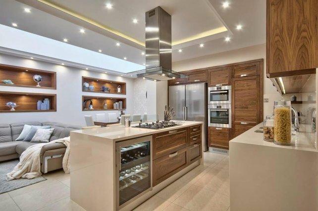 Contemporary kitchen malta gallery malta house of design for Modern home decor malta